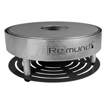 Remundi Pirus Table grill Black